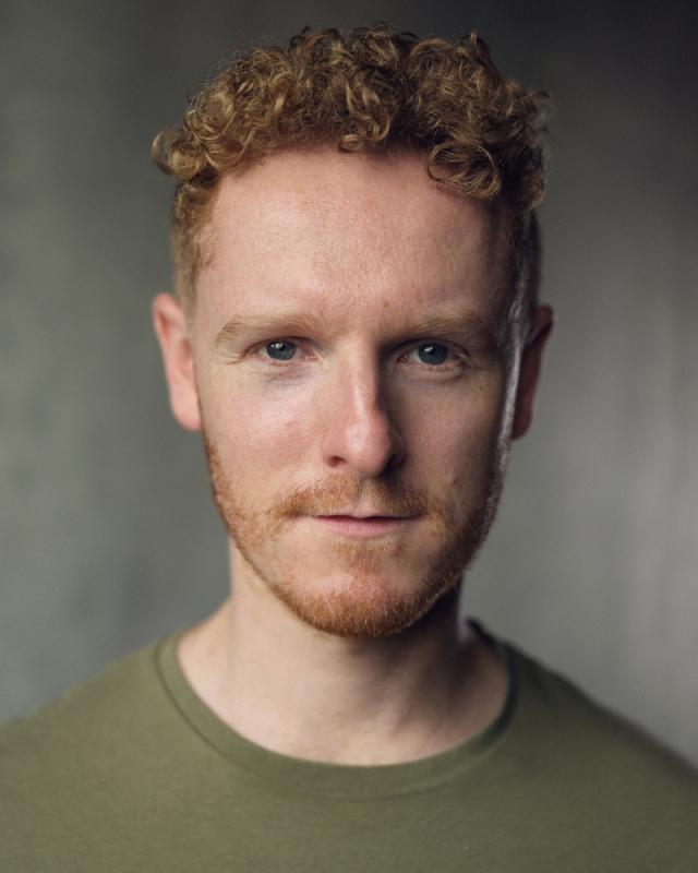 James Oates Headshot