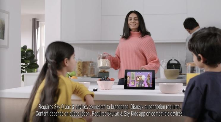 Sky Commerical 2020/2021