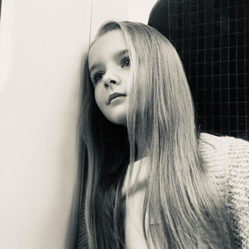 Katherine Wilson, child actor