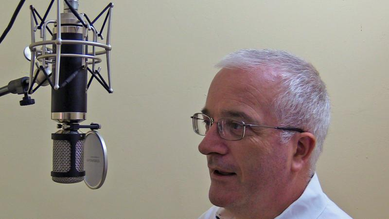 Peter Kerry - Voice Over Artist