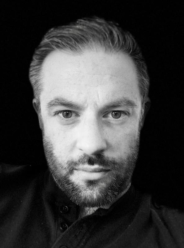 Steven French Voice Over Artist Head Shot
