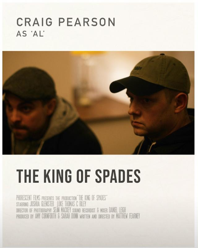 Promotional Shot - The King Of Spades