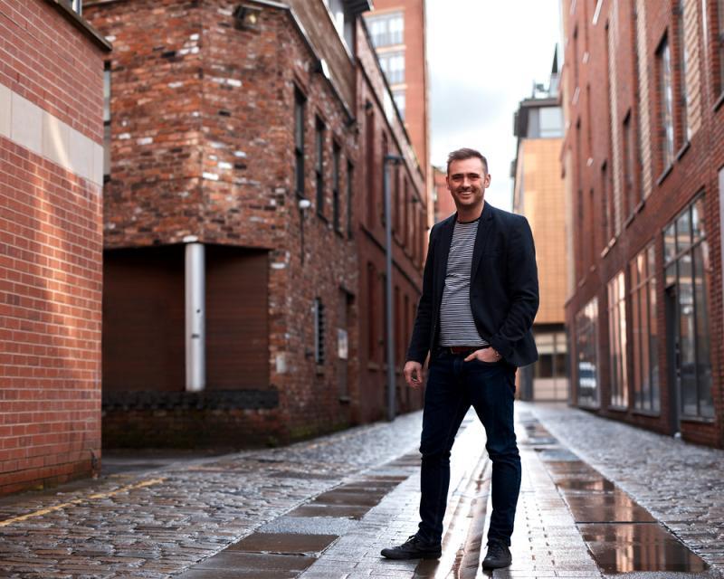 Liam Gerrard 'The Voiceover Chap'