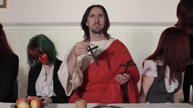 From 'Godless' (Blue Origin music video)