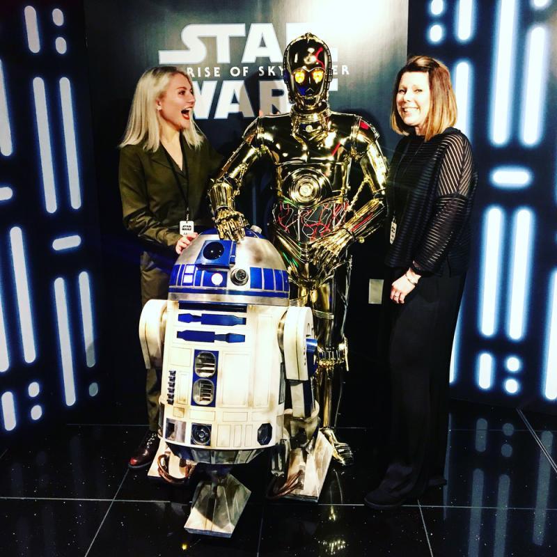 Star Wars: Rise of Skywalker Premiere