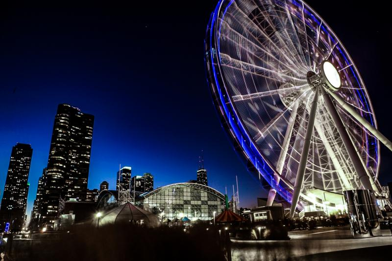 Chicago Ferris Wheel