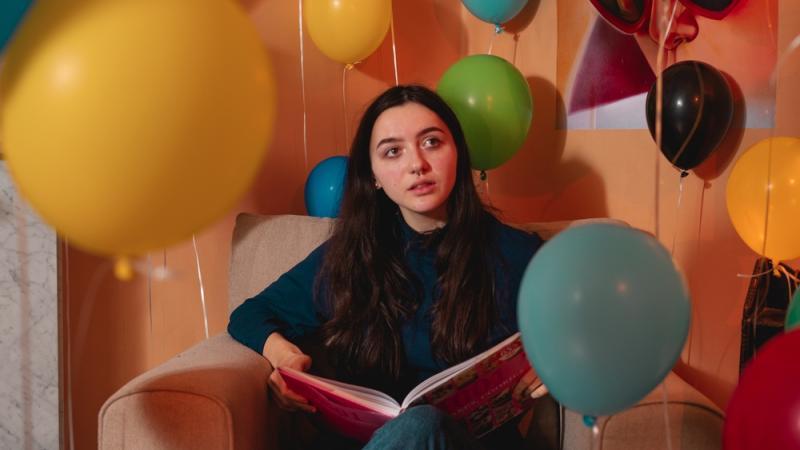 'Balloon' 2020 (DP)