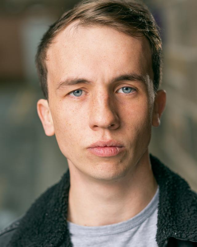 Ronan Doyle Headshot