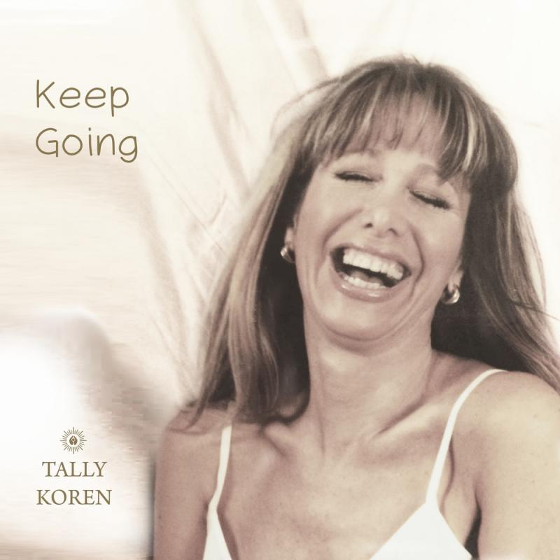 Keep Going - Single Cover