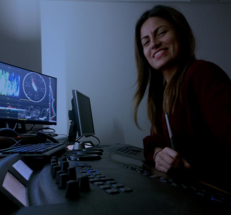 Carlotta Rio - TV Film Colourist
