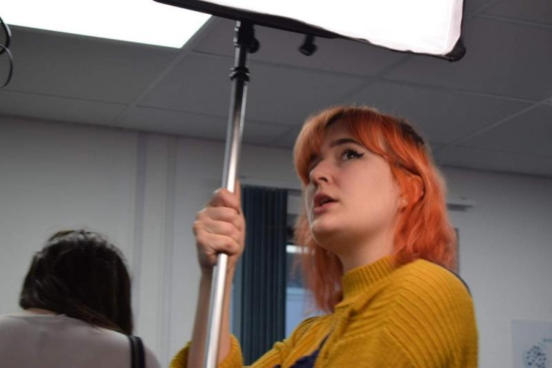 Lighting on A Blurred Mind (Grad Film)