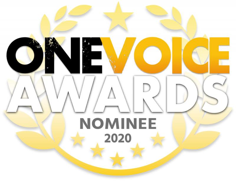 One Voice Awards Nominee