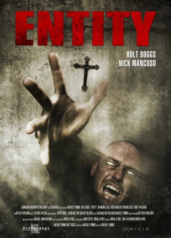 Poster for ENTITY