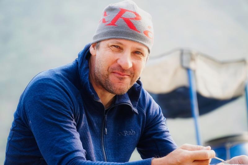 Tony Smith Nepal
