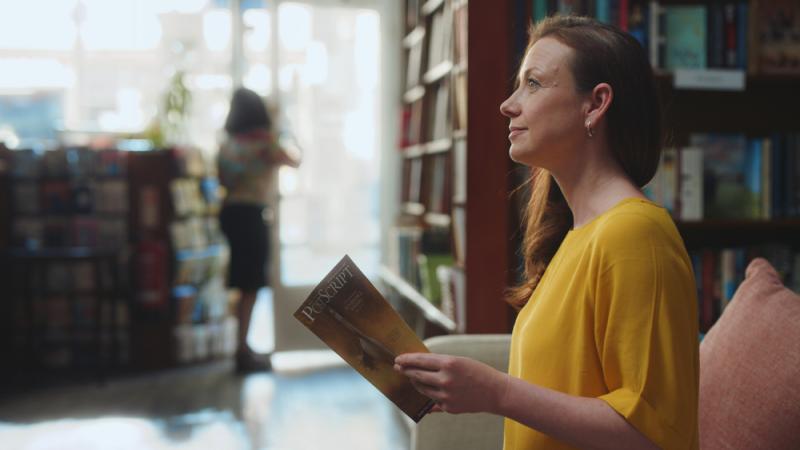 Christina Hardy - Postscript Commercial Shots