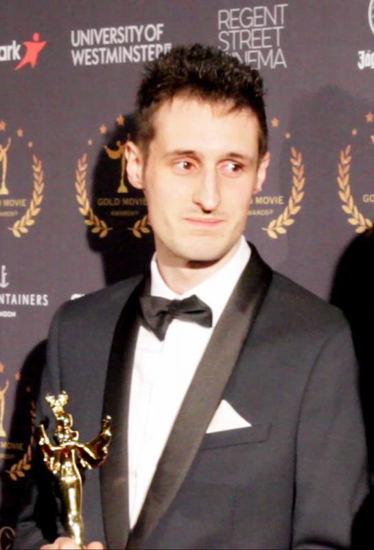 Gold Movie Awards Press Photograph