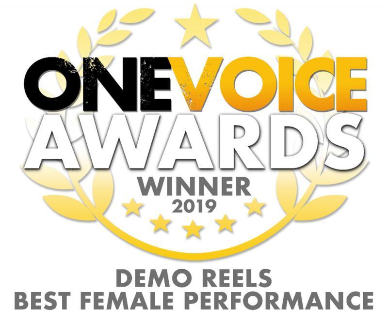 One Voice Award winner 2019