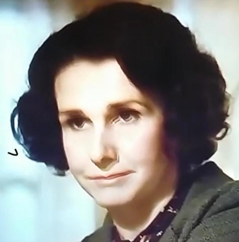 Marcel Marceau's Mother