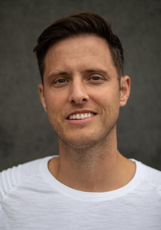 Ryan Taylor Headshot