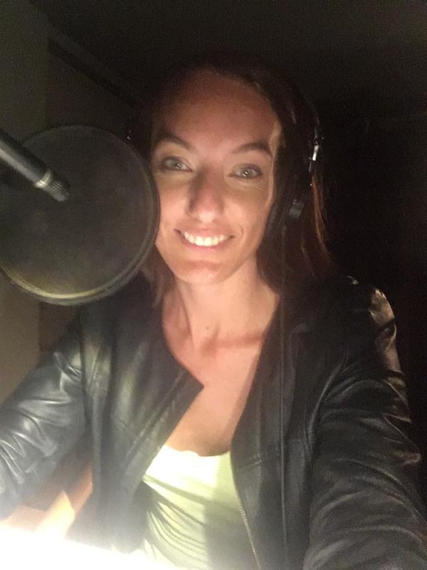 Rebecca Parr Voiceover