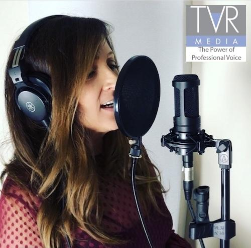 Andrea Parle Voice Over Artist