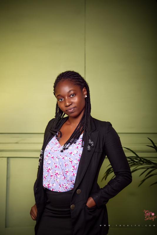 Oluwaseyi Ajagbe Headshot