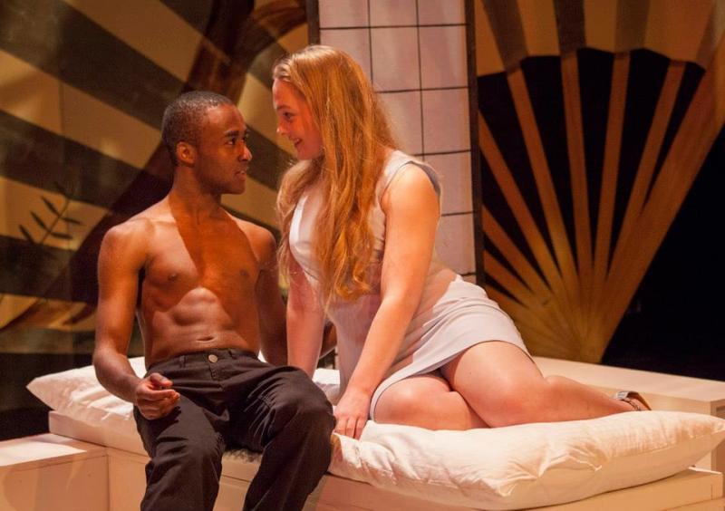Romeo in Romeo & Juliet