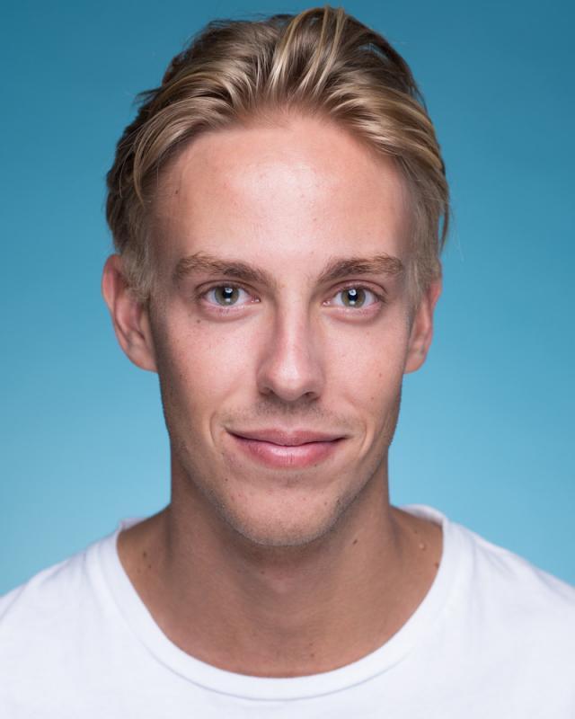 David Green - Neutral headshot (front on)