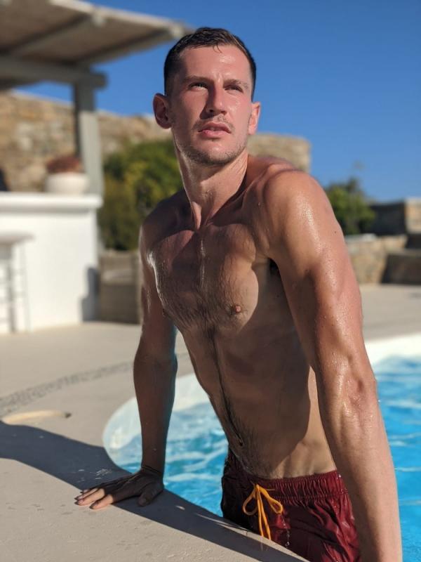 Nicholas Anscombe Swimwear