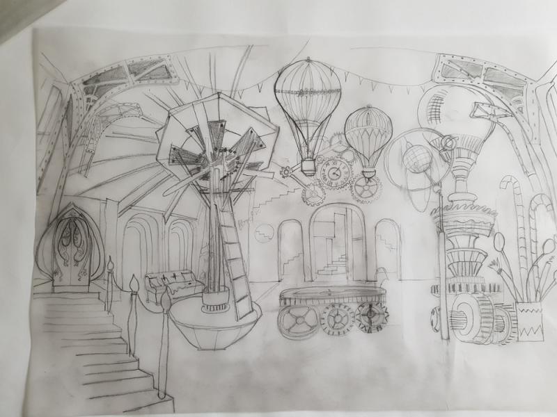 Fantasy Set visual