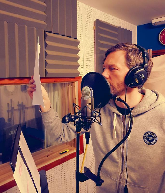Ben Worth Voice Artist