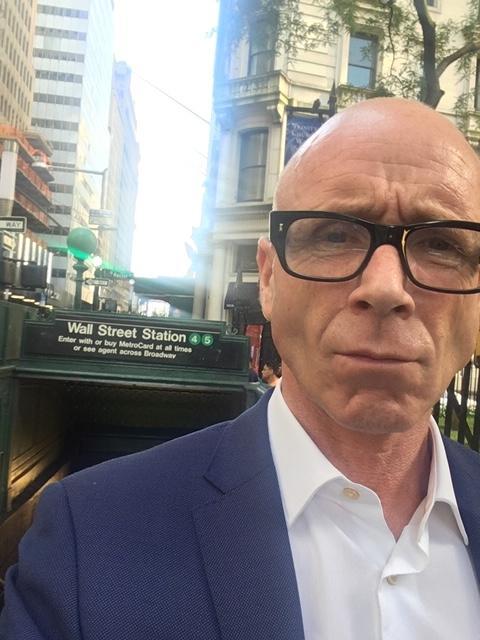 paul mcfadyen NYC
