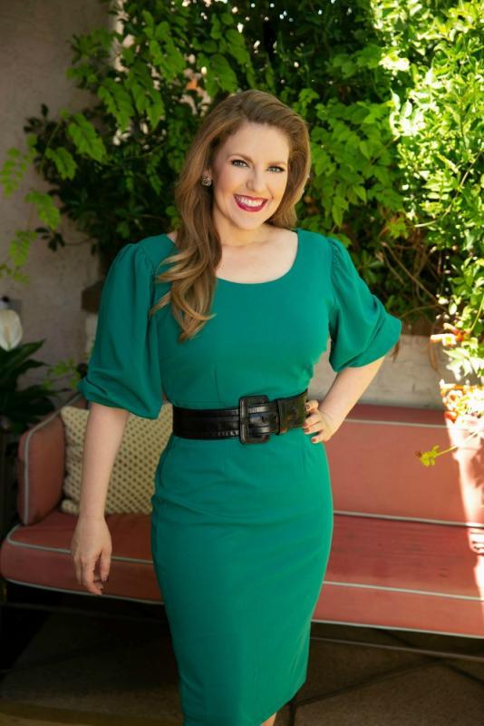 Courtney Perna, TV Host