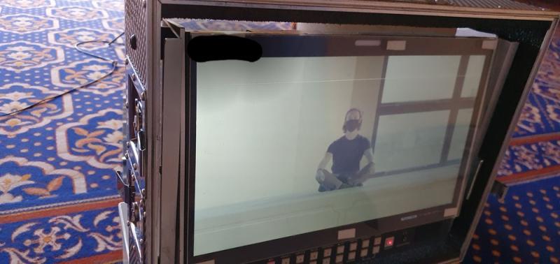 Music video monitor