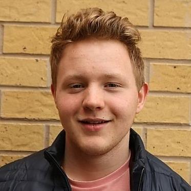 Headshot of Kieran Newport