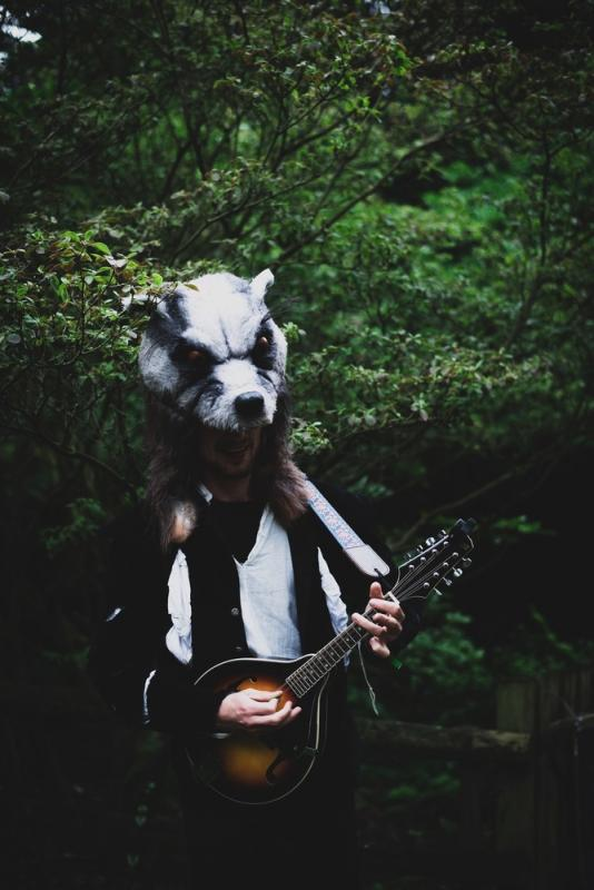 Grimbert the Badger, Just So Festival 2019 (The Fabularium)