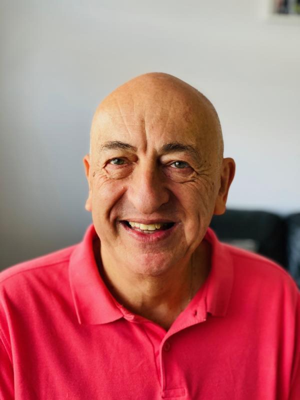 Alan Bluman