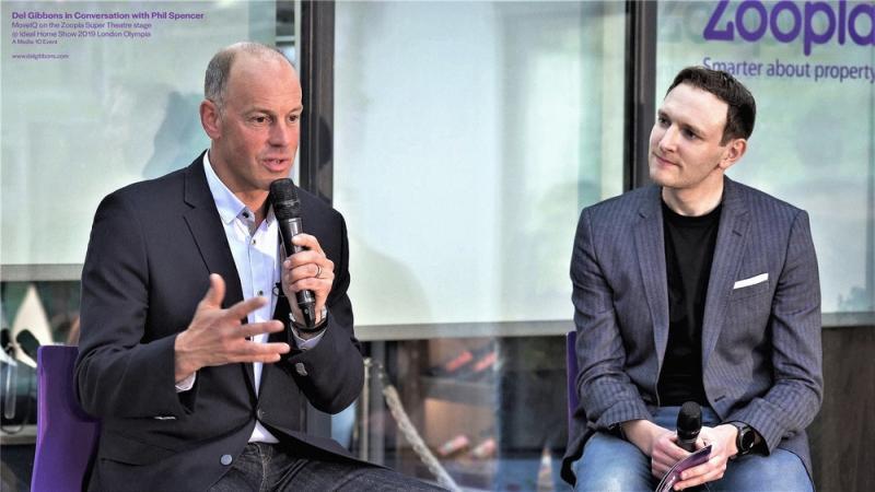 Derek Gibbons interviews Phil Spencer