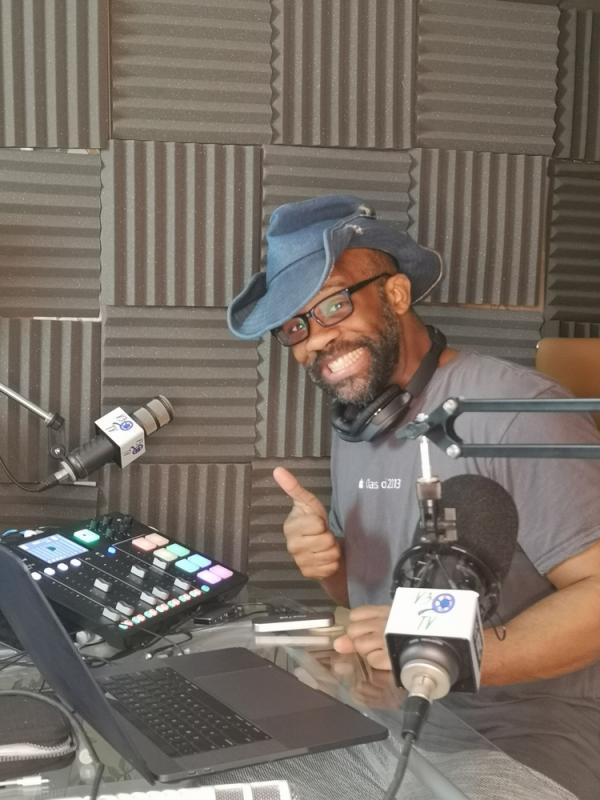 V3Tv Podcast Studio