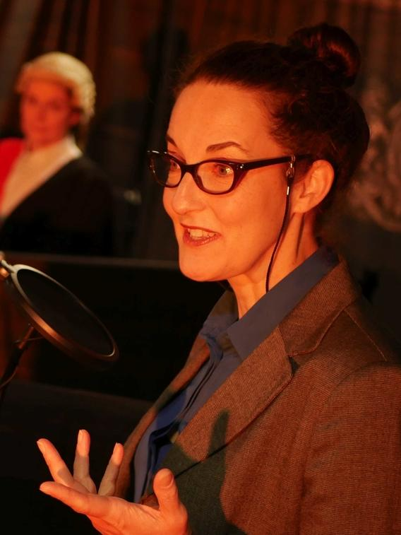 Dr Ashleigh Webster in Murder Trial Live