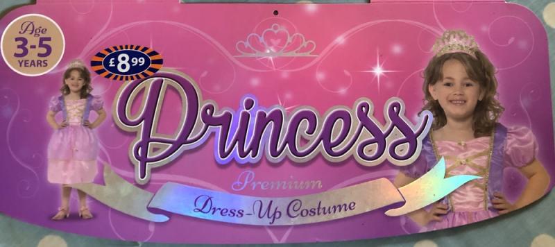 Smiffys Princess