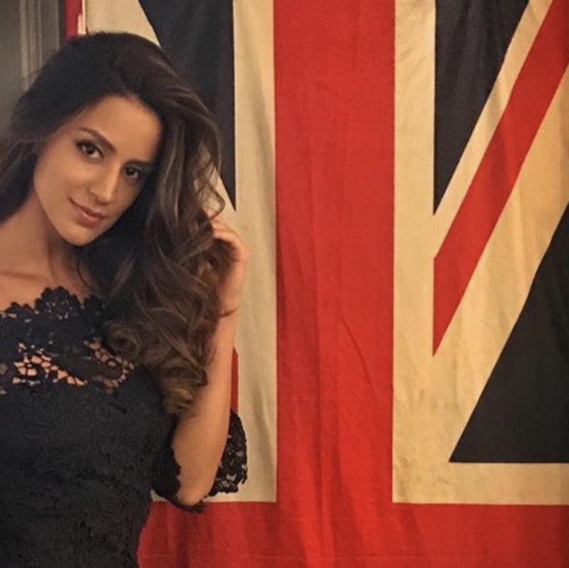 Larissa Bonesi From Film Ae Dil Hai Mushkil