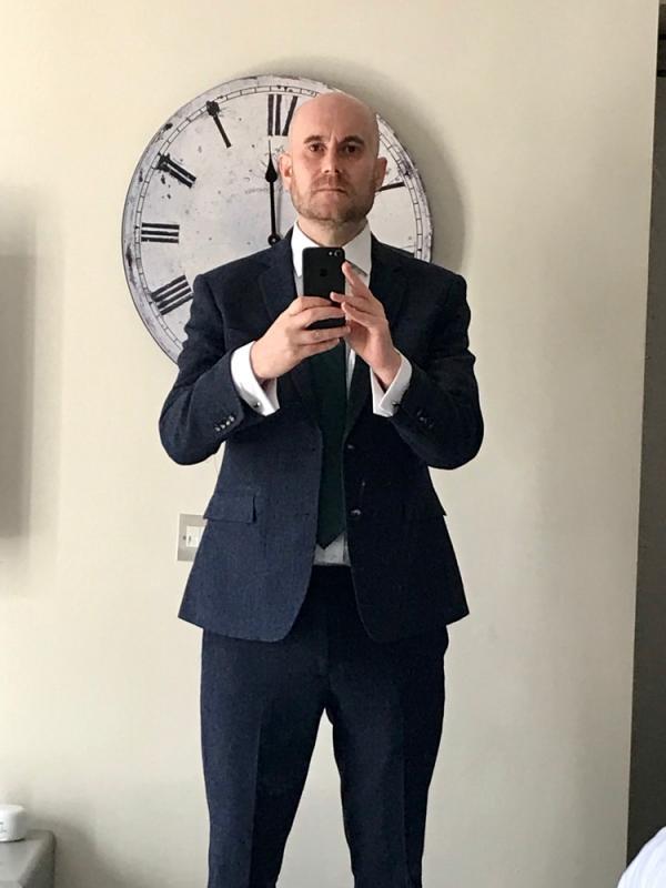 Wedding Guest Suit
