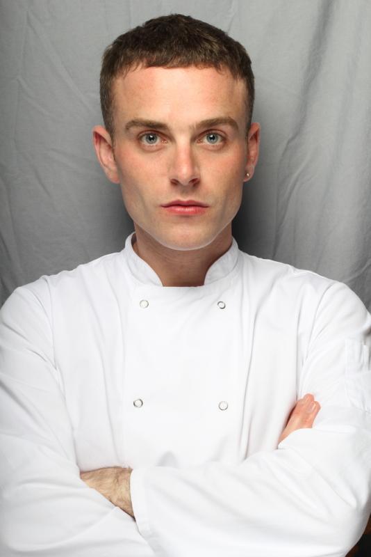 Chef Whites (Clean Shaven)