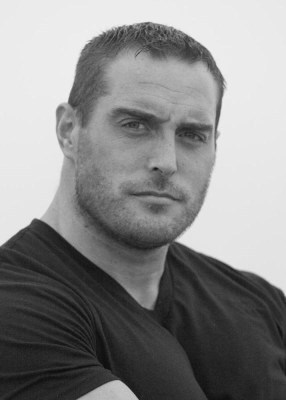 Chris Barnes - Headshot