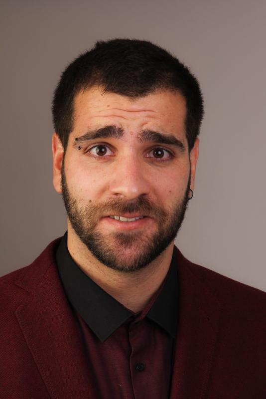 Professional Headshot Confused Expression
