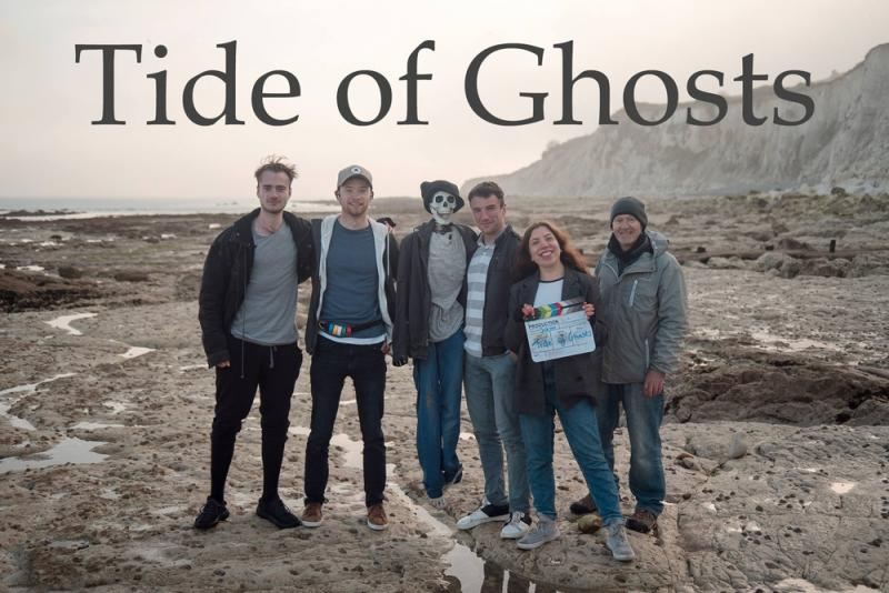 Tide of Ghosts Film Crew