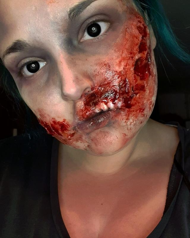 Zombie infected