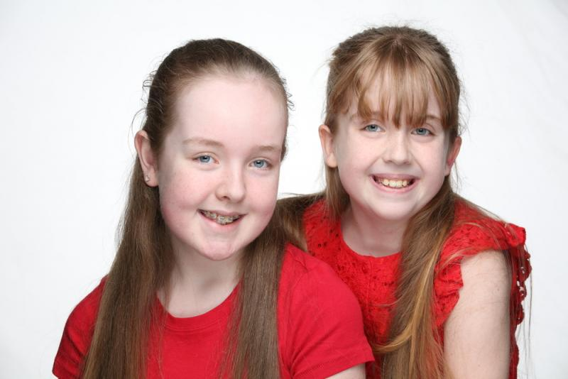 Molly and Emily Fitzgibbon
