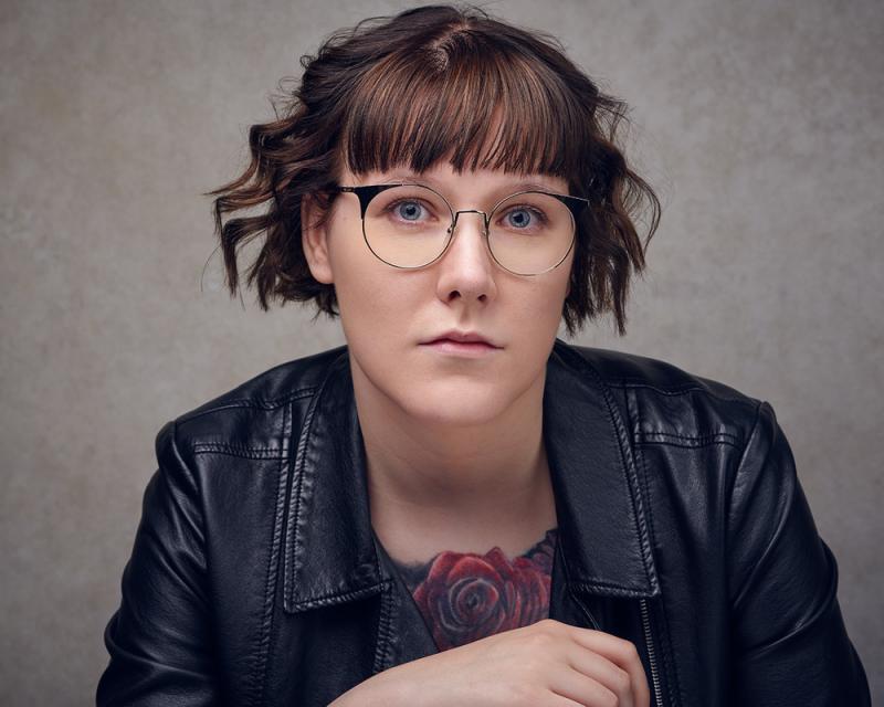 Headshot Nicole Gerull